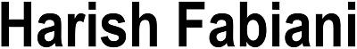 Harish Fabiani Logo