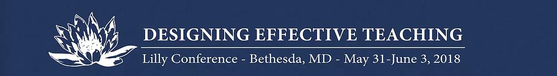 Designing Effective Teaching - Bethesda 2018