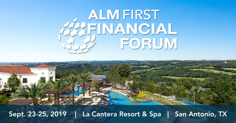 2019 ALM First Financial Forum