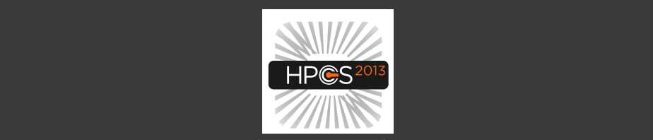 The 2013 International Conference on High Performance Computing & Simulation (HPCS 2013)
