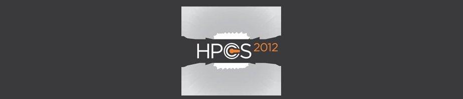 HPCS 2012 Logo