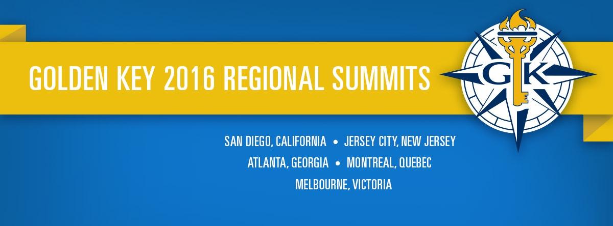 Atlanta 2016 Regional Summit