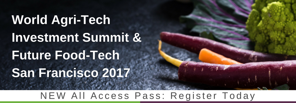 World Agri-Tech Investment Summit & Future Food-Te
