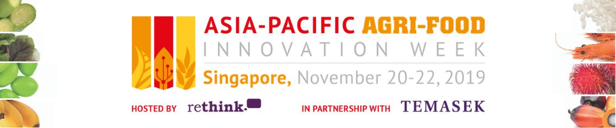 Asia-Pacific Agri-Food Innovation Week SING 2019