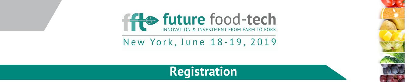 Future Food-Tech NYC 2019