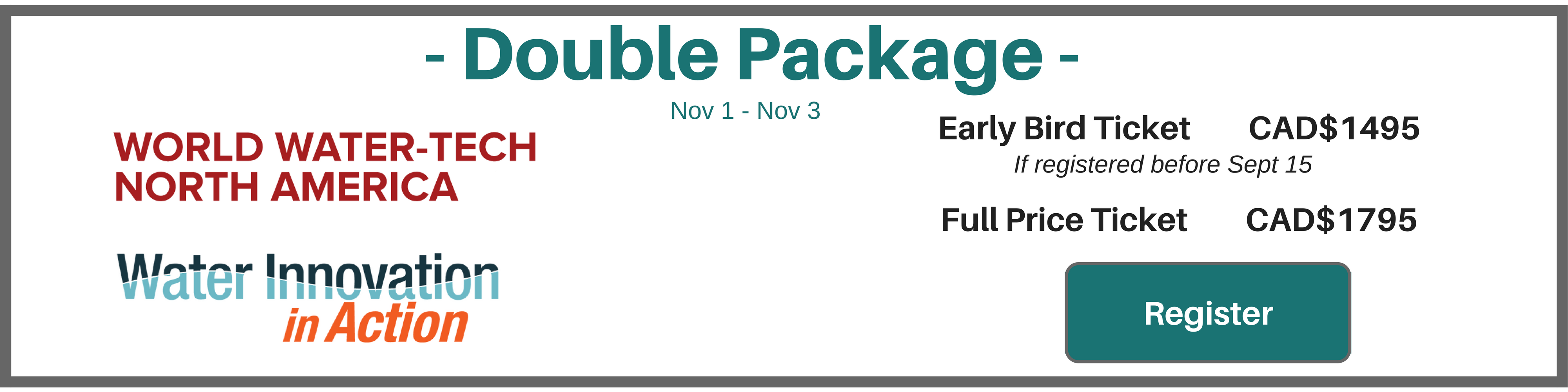 -Double Package-