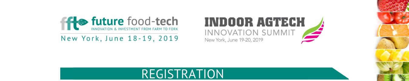 Future Food-Tech & Indoor AgTech NYC 2019
