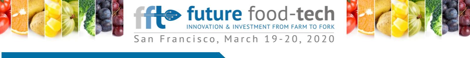 Future Food-Tech SF 2020