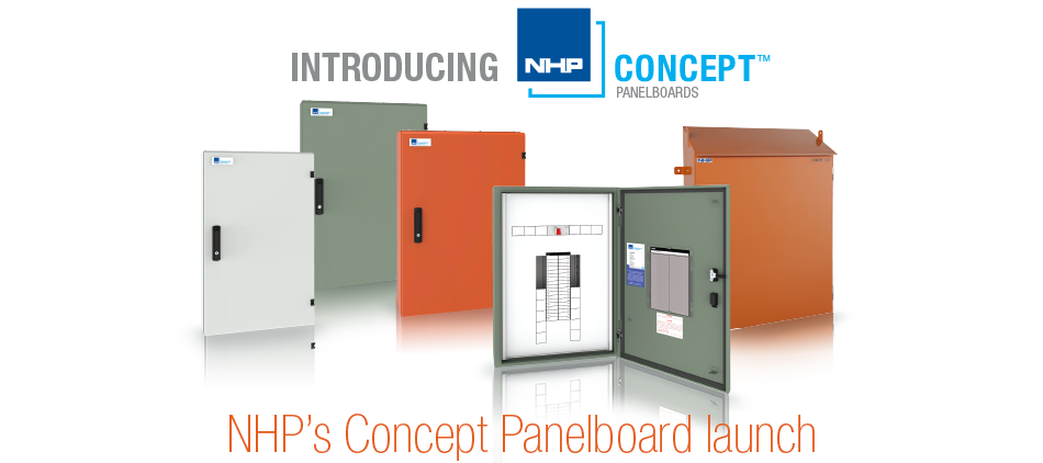 Concept Panelboard Launch 2018 NSW - Switchboard/Contractors