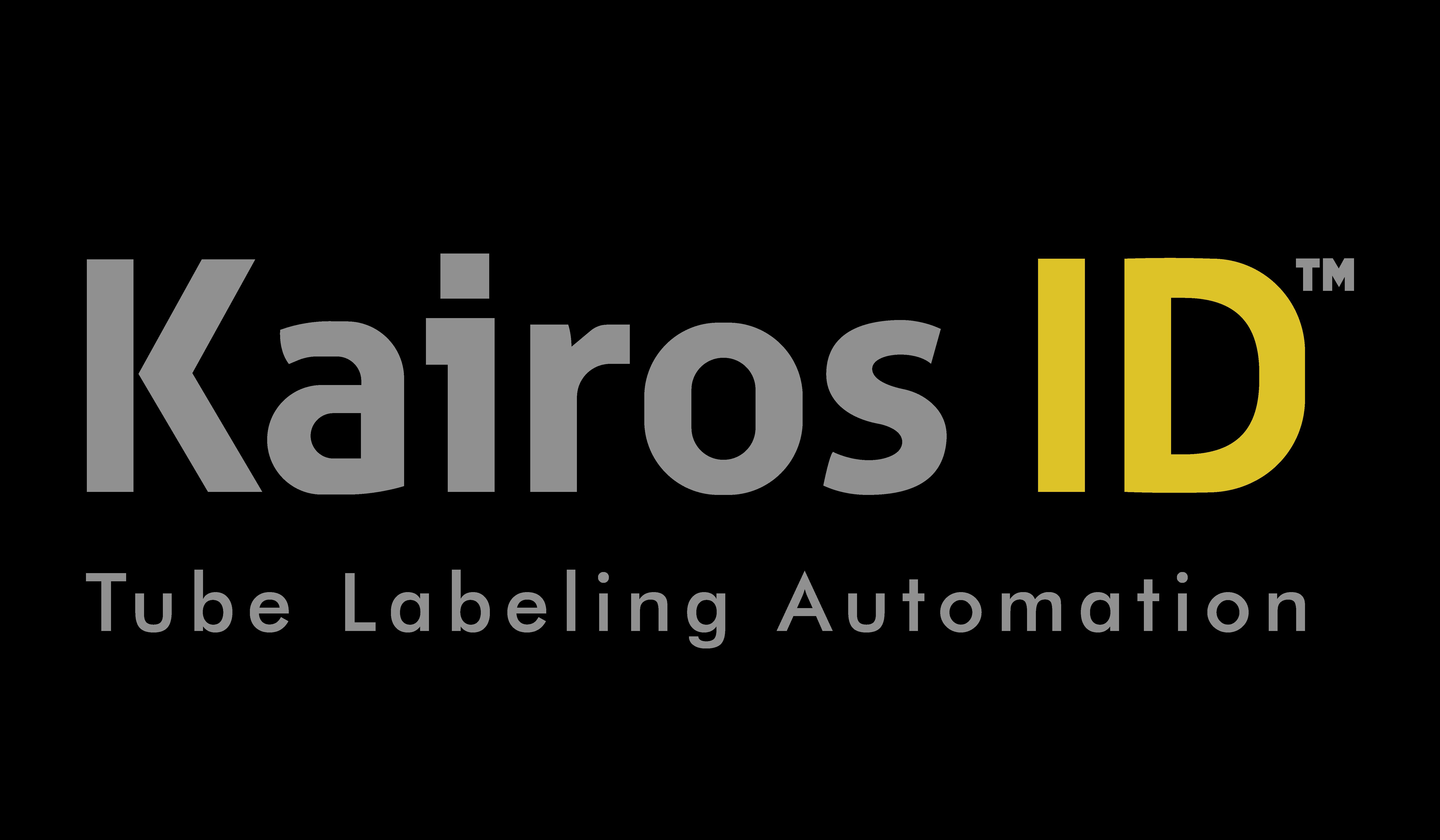 Kairos ID w Tagline
