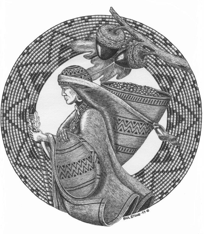 acorn woman