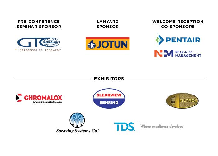 IRPC Americas Sponsorsnexhibtors