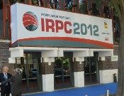 IRPC163- convention hall entry
