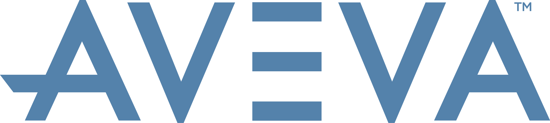 AVEVA logo blue RGB