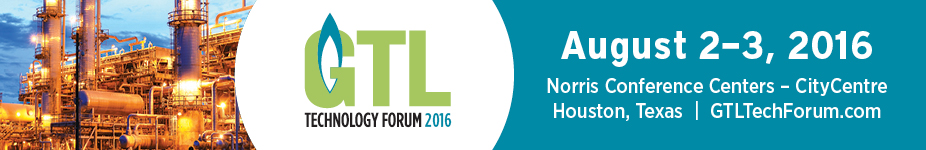 Gas-to-Liquids Technology Forum 2016