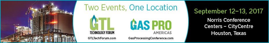 GTL Technology Forum & GasPro Americas 2017