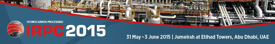 International Refining and Petrochemical Conference 2015