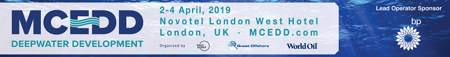 MCE Deepwater Development 2019