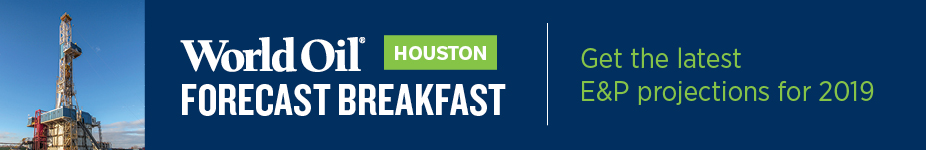 World Oil Forecast Breakfast Houston 2019