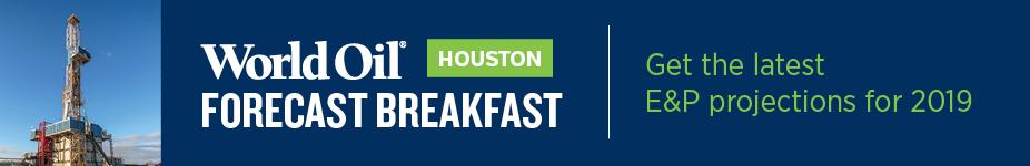 World Oil Forecast Breakfast Houston 2019
