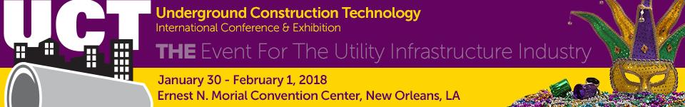 Underground Construction Technology 2018