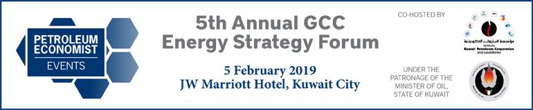 The Petroleum Economist Kuwait Energy Strategy Forum 2019
