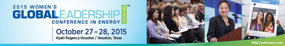 Women's Global Leadership Conference in Energy (WGLC)