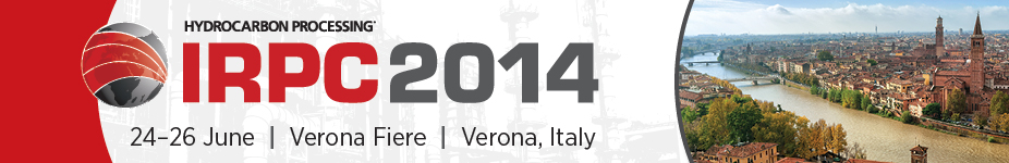International Refining and Petrochemical Conference 2014
