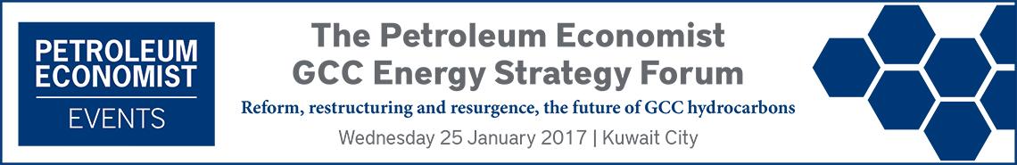 The Petroleum Economist GCC Energy Strategy Forum 2017