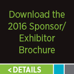 Download Sponsor/Exhibitor Brochure