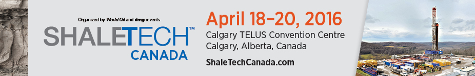 ShaleTech Canada 2016