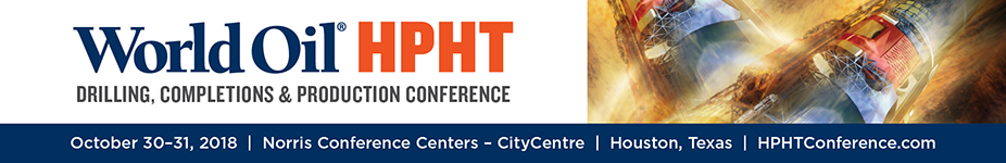 HPHT Conference 2018