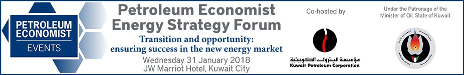The Petroleum Economist Energy Strategy Forum 2018