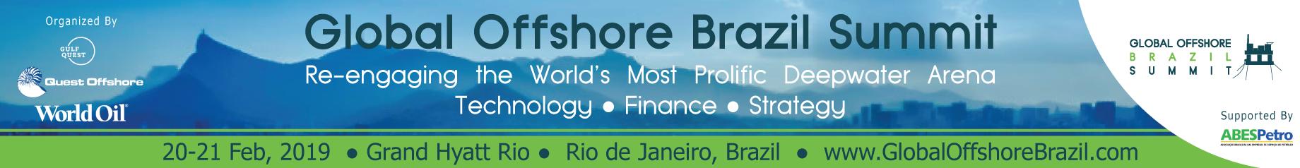 Global Offshore Brazil Summit 2019