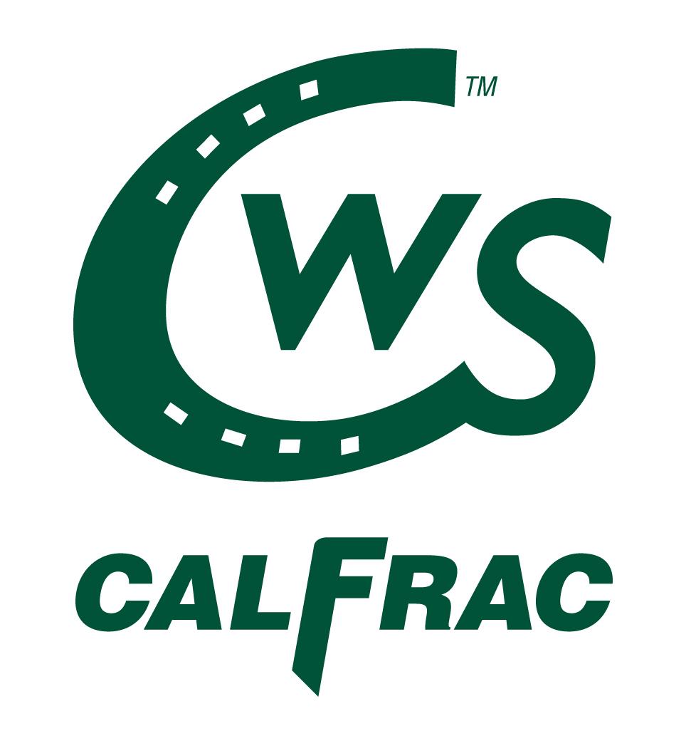 Calfrac Horseshoe Logo