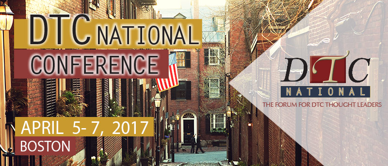 2017 DTC National Conference
