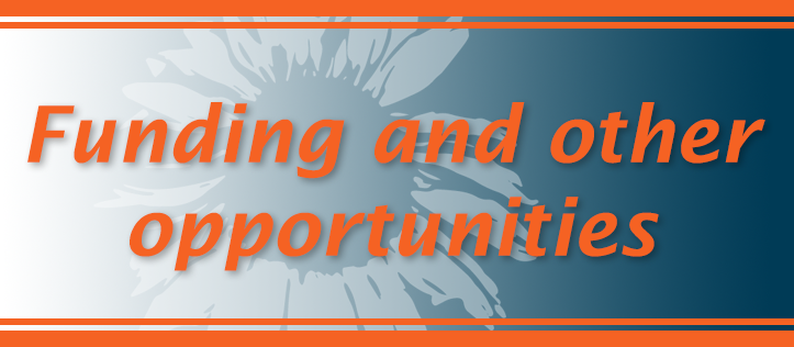 Funding And Other Opportunities