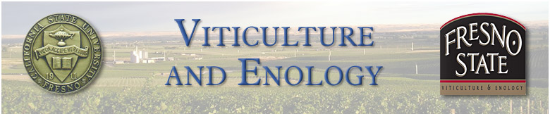 Viticulture and Enology Associates Campaign