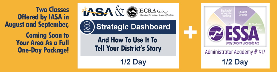 ESSA Dashboard and Academy