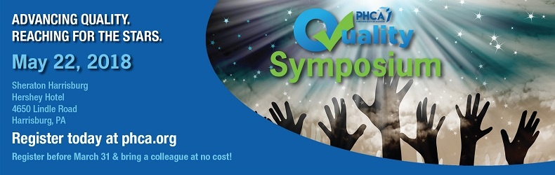 2018 5th Annual PHCA Quality Symposium