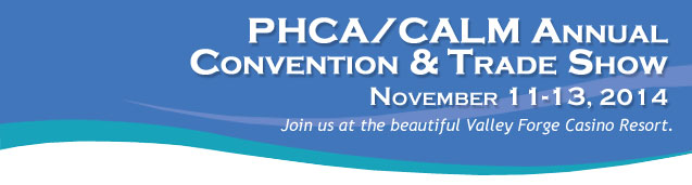 2014 PHCA/CALM Annual Convention & Trade Show
