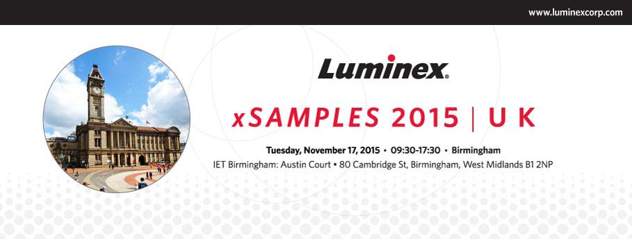 xSAMPLES 2015 | UK