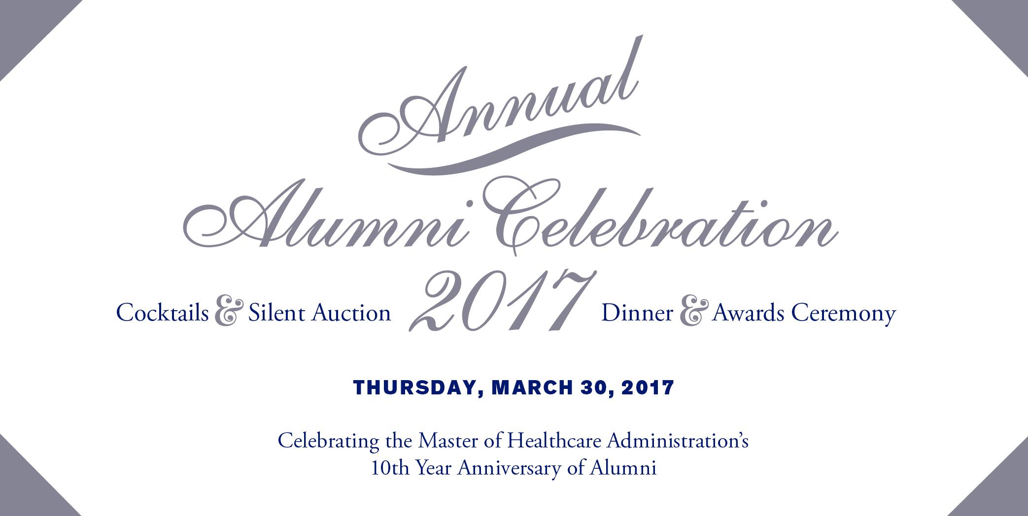 UIC School of Public Health Annual Alumni Celebration 2017