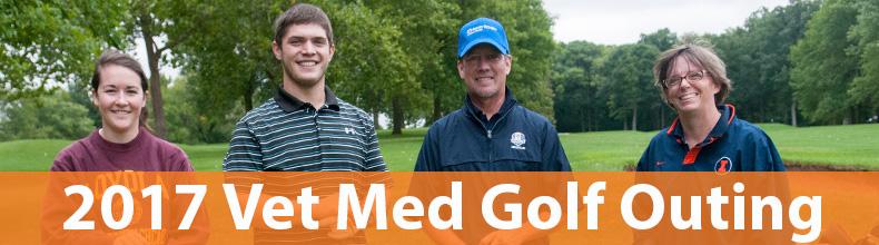2017 Vet Med Golf Outing