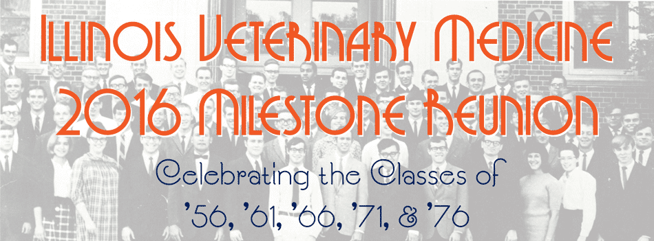 2016 Milestone Reunion