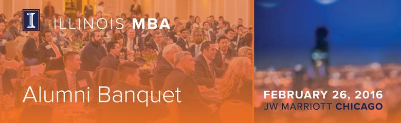 MBA Alumni Banquet