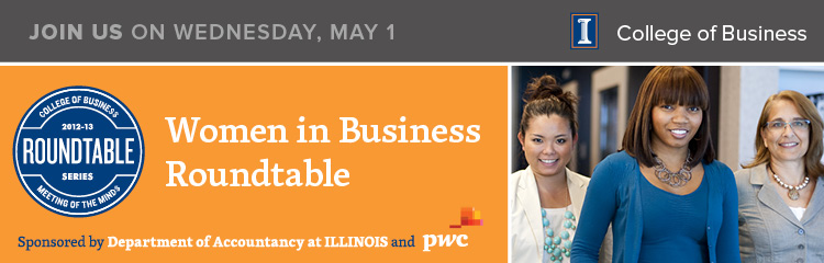 Roundtable - Women in Business