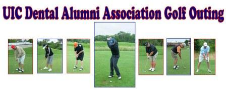 UIC College of Dentistry Alumni Golf Outing 2012