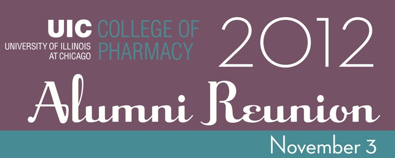 2012 Pharmacy Alumni Reunion