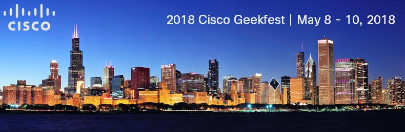 2018 Cisco Geekfest
